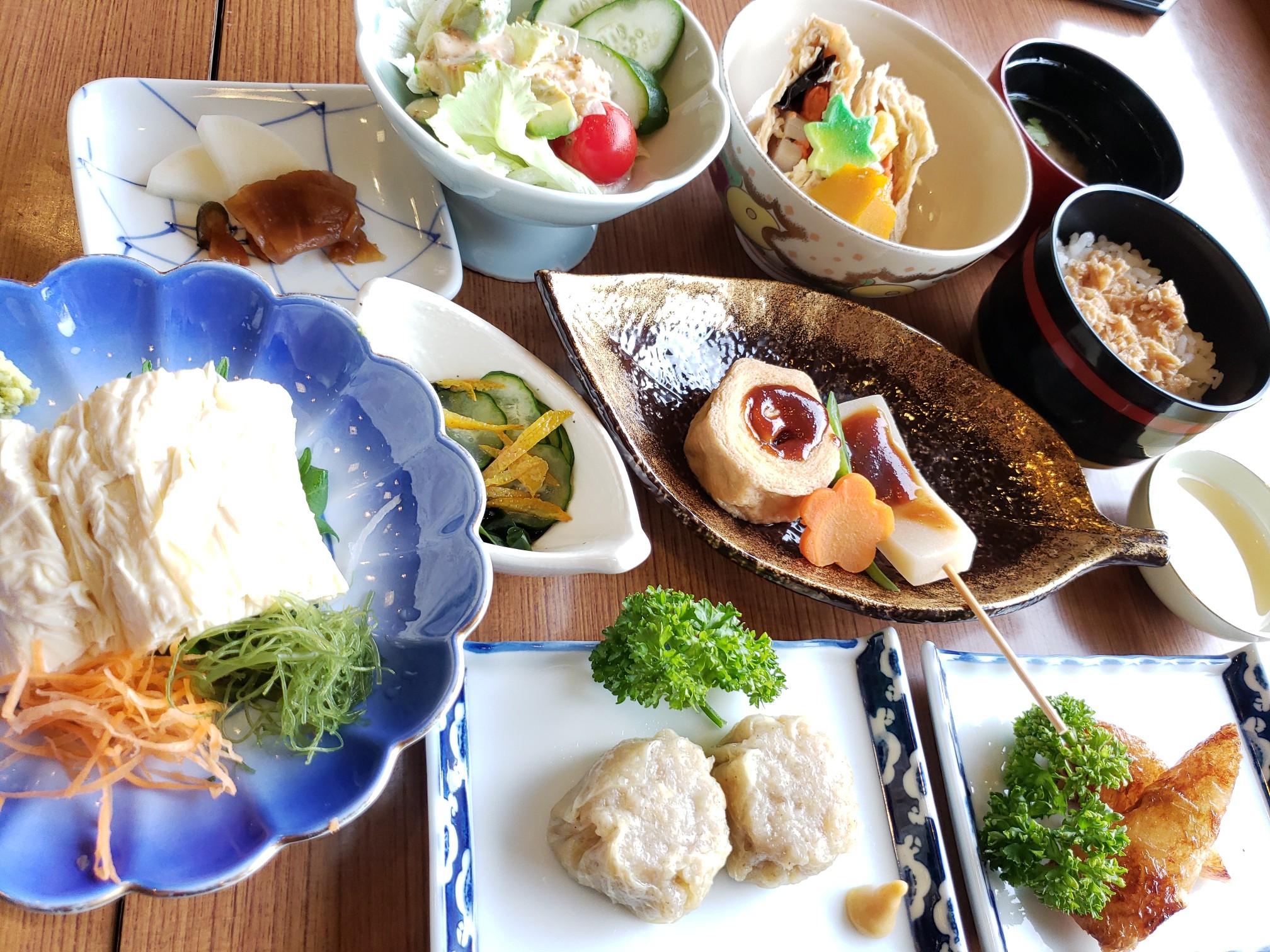 Cuisine / お食事 写真